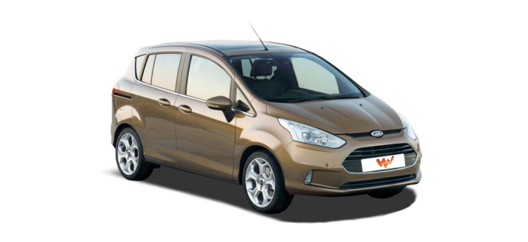 renting coche ford b max 1 0 ecoboost 74kw 100cv trend 5. Black Bedroom Furniture Sets. Home Design Ideas