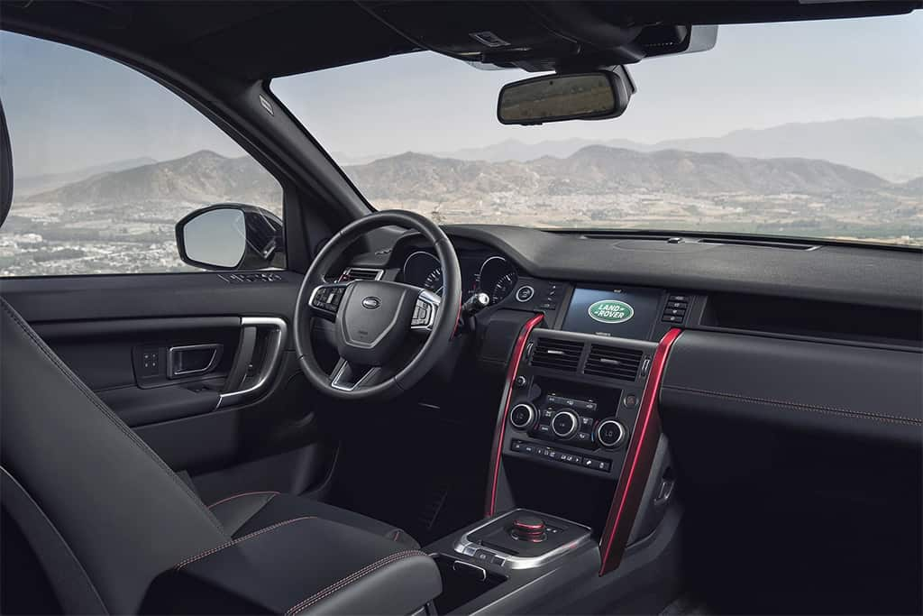 Land Rover Discovery Sport 2018 en renting