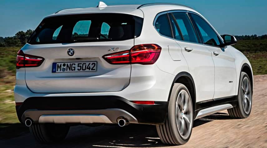 Posterior BMW X1 Sdrive